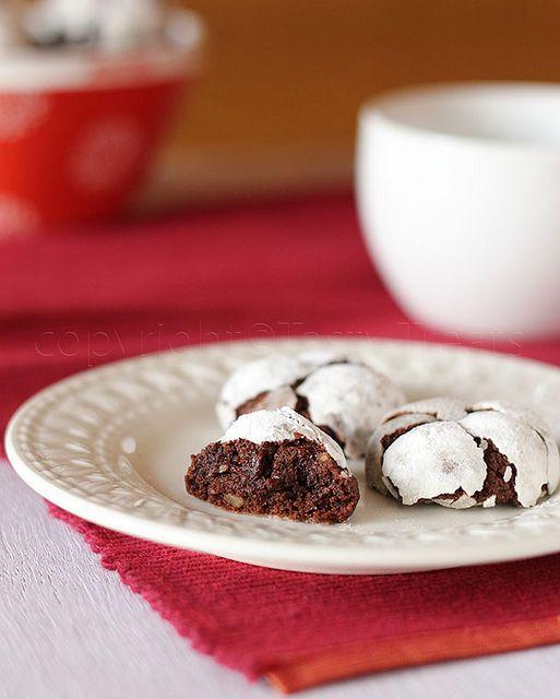 Chocolate Crinkles, Chocolate Crinkle