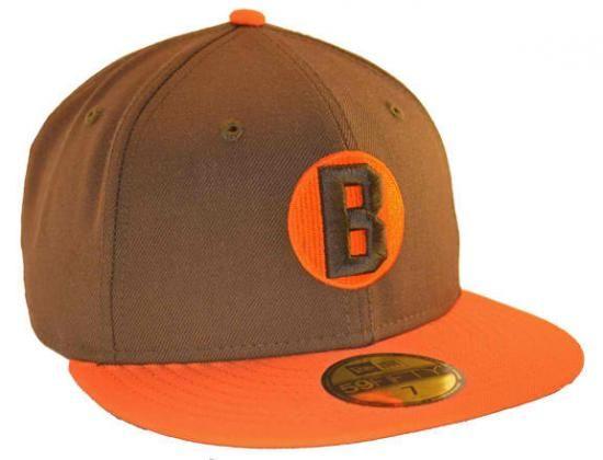 NEW ERA x NEGRO LEAGUE 「Baltimore Black Sox」59Fifty Fitted Baseball Cap 10618207959