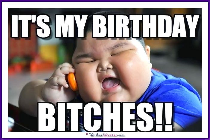 50 Birthday Memes With Famous People And Funny Messages Funny