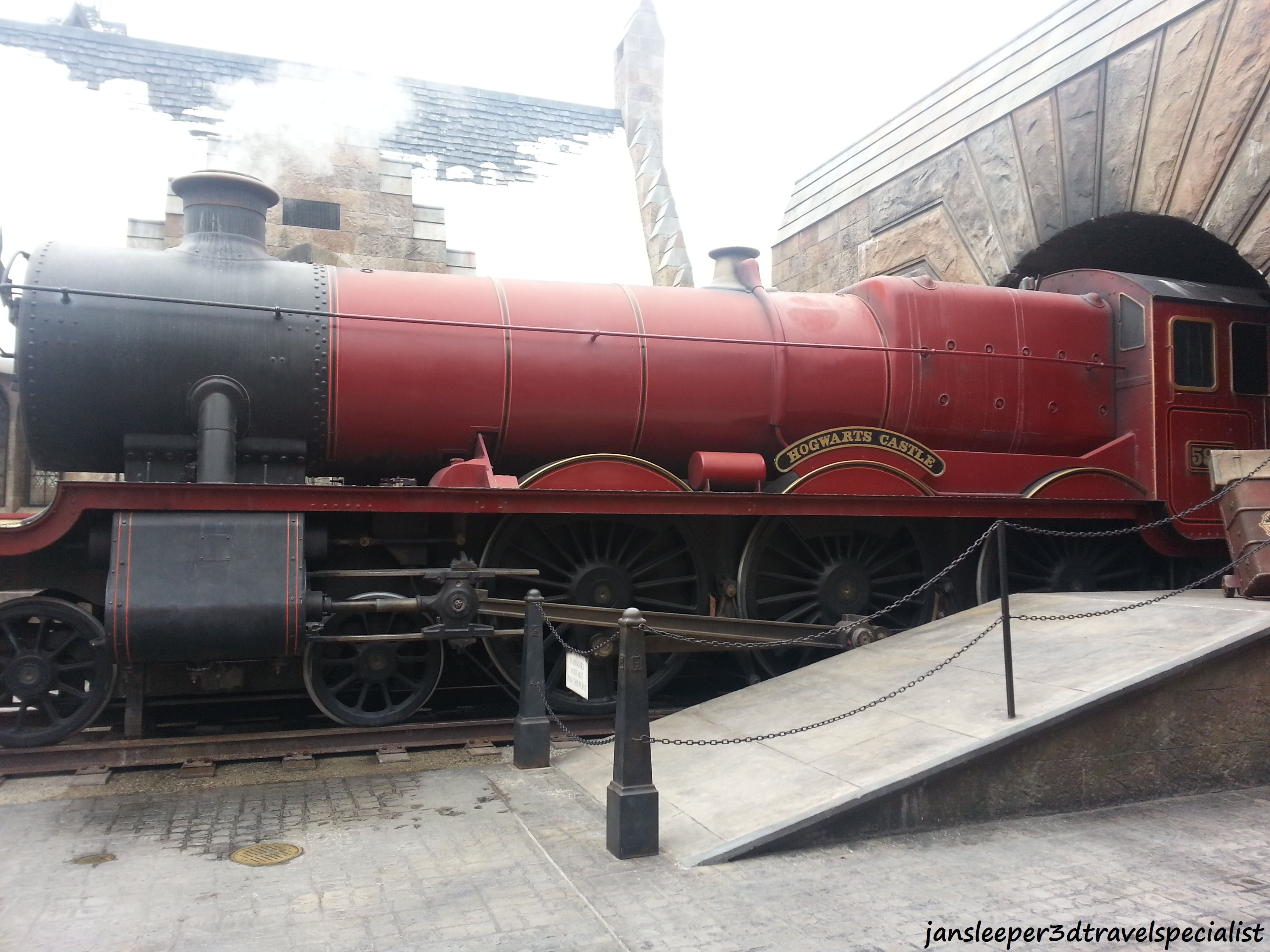 Hogwarts express will be up and running soonmake sure