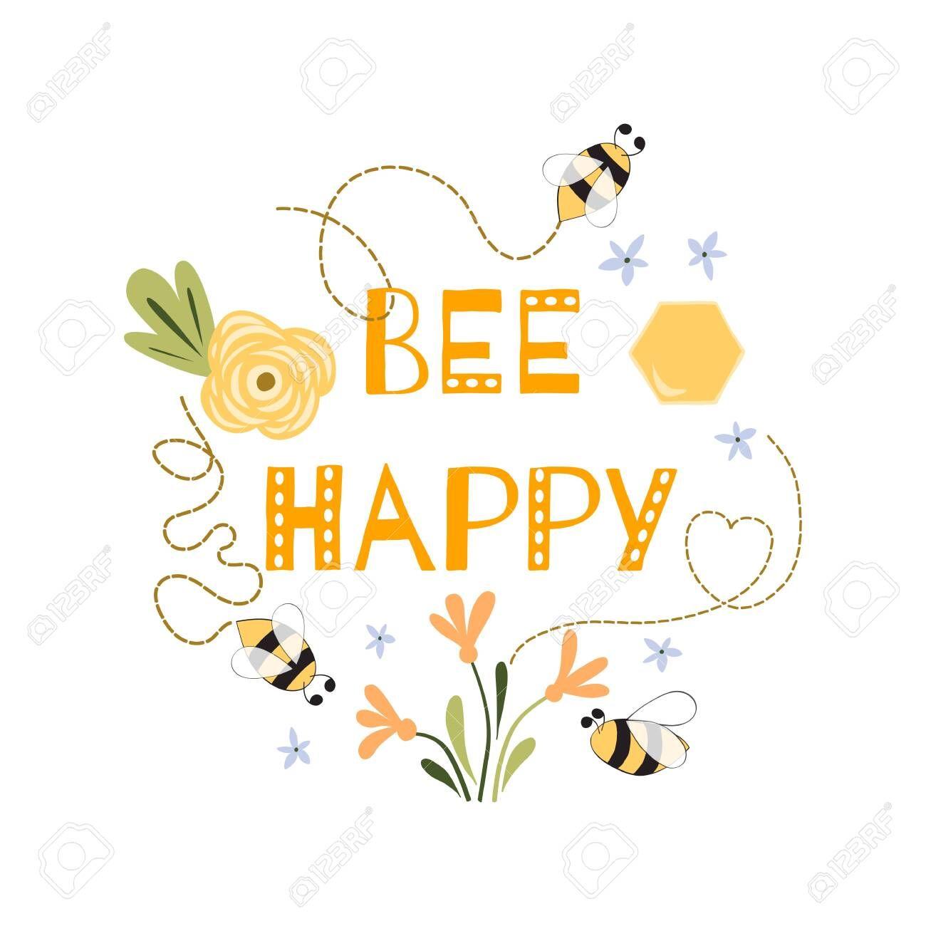 Happy Quote Happy Quotes Funny Bee Happy Quotes Happy Quotes