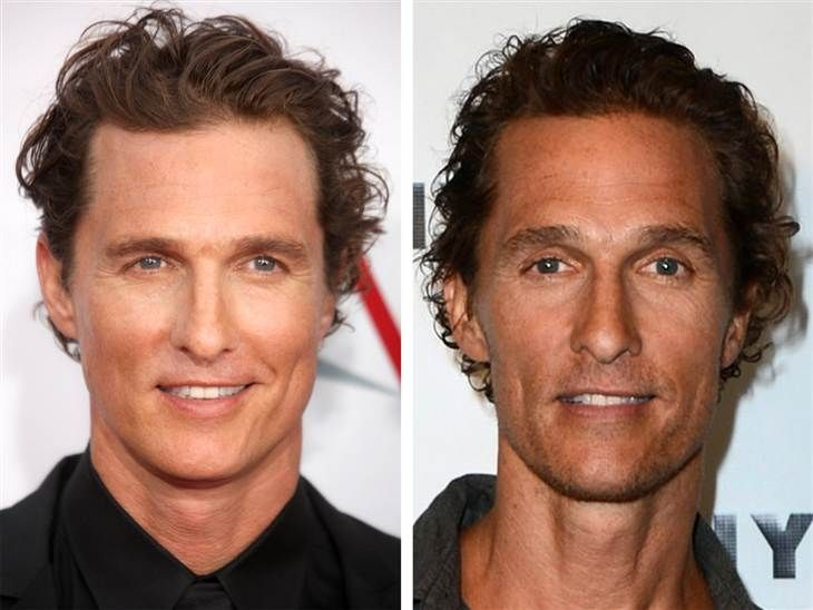 Gaunt Matthew Mcconaughey Losing 30 Pounds For Movie Role Matthew Mcconaughey Matthew Mcconaughey Diet Matthew Mcconaughy