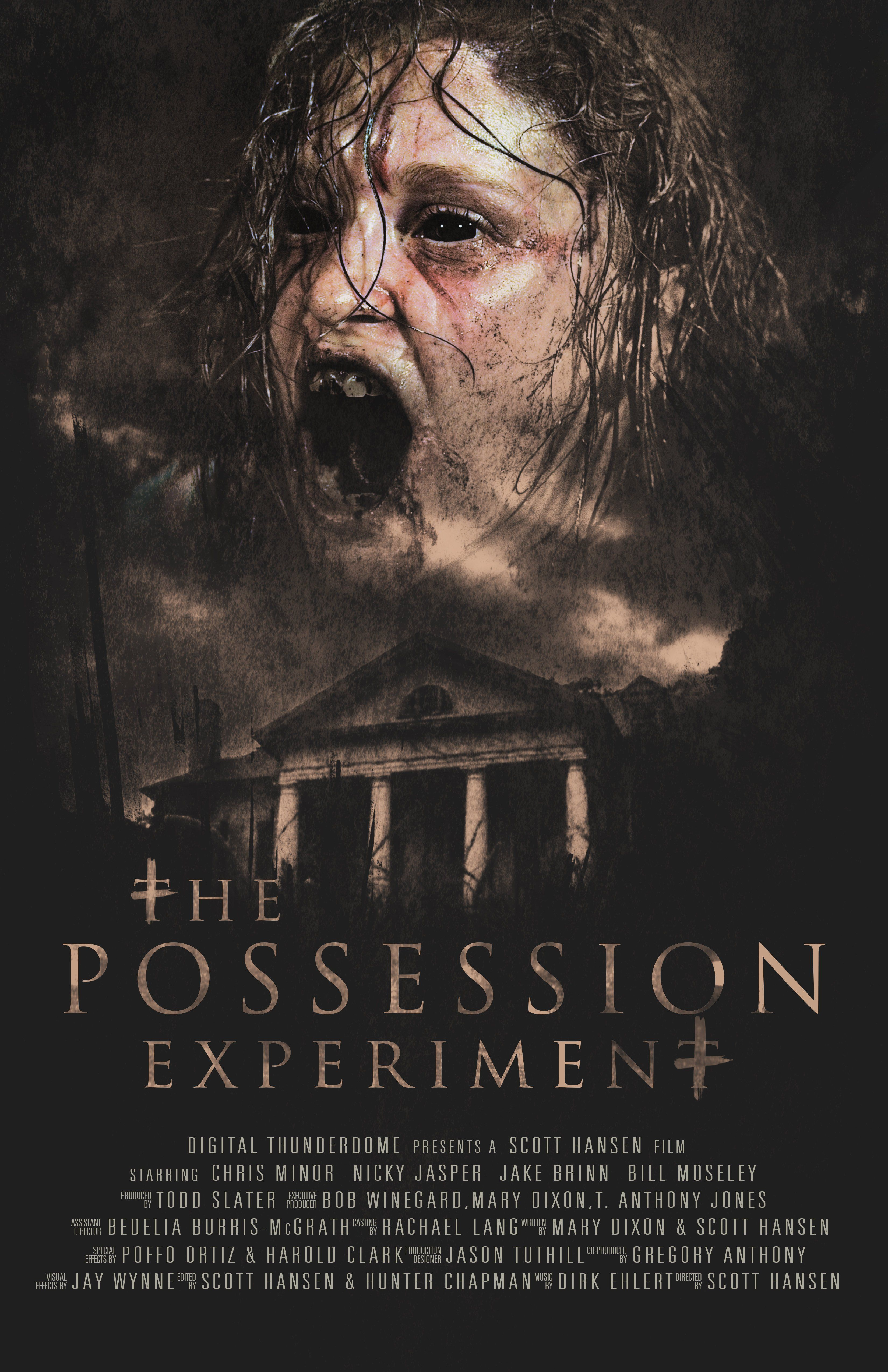 The possession movie poster 2017