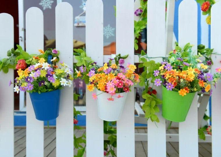 Deco Mur Exterieur Jardin 51 Belles Idees A Essayer Idees Pour