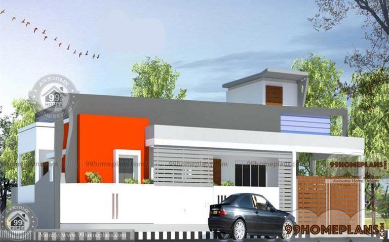 box type houses photos | Elevation in 2019 | Double storey