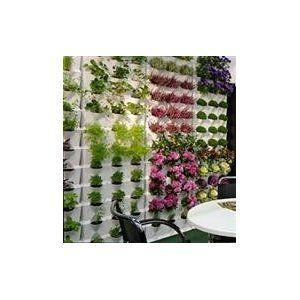 minigarden der mini garten f r zu hause balkon terrasse in der farbe wei gardening in. Black Bedroom Furniture Sets. Home Design Ideas