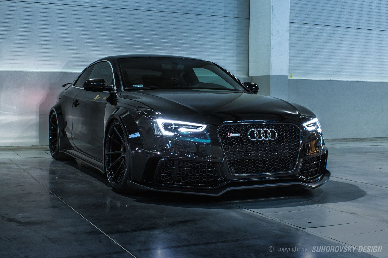 Vehicle · Audi A5 ...