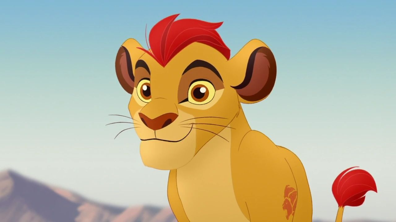 lion king series lion guard