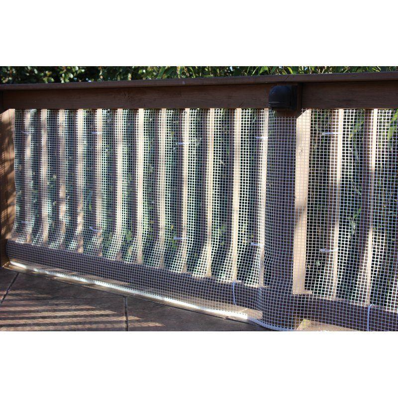 3 ft. H x 15 ft. W Cardinal Gates Heavy Duty Vinyl Fencing