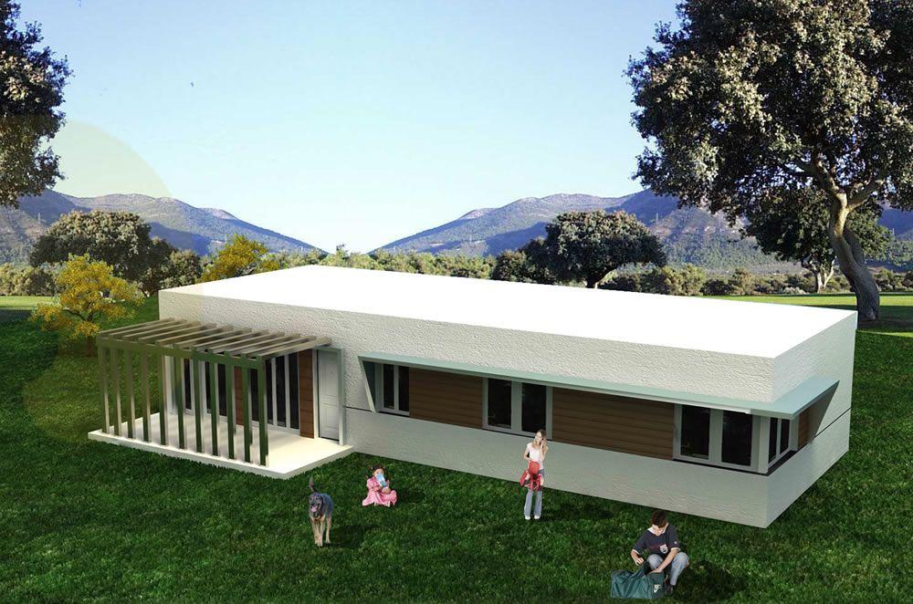 Modelos, Tipos, Planos, Basica, Minimalista, Casa Modular, Casas - casas modulares