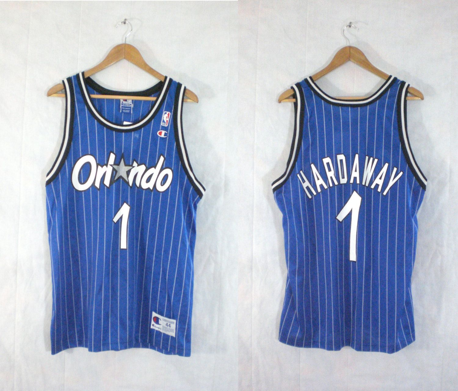 c3cb153e penny hardaway jersey size large. mens large. nba jersey. orlando magic  jersey. mint condition. basketball jersey by LondonVtg on Etsy