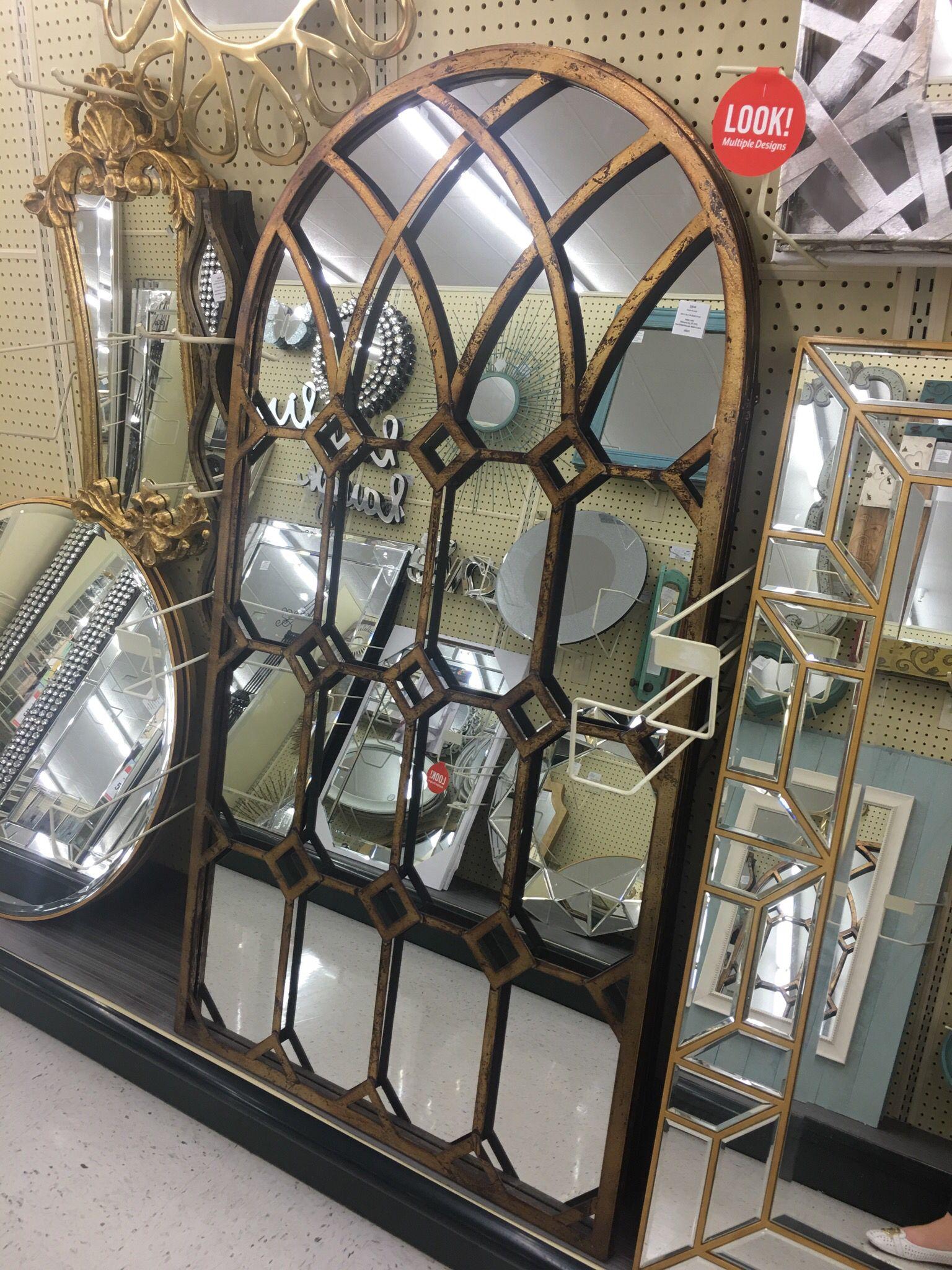 Gothic antique mirror from Hobby Lobby Hobby lobby