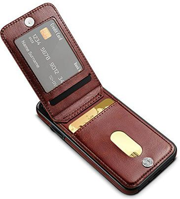 pretty nice 785c4 aba75 Top 20 Best iPhone X Wallet Cases in 2019 Reviews | Best iPhone X ...