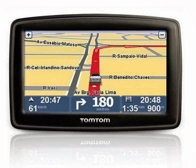 Compre já o seu GPS Automotivo Portátil XL Prime, Tela LCD de 4,3 Polegadas Touchscreen XL 335 - TomTom, por R$ 279,00