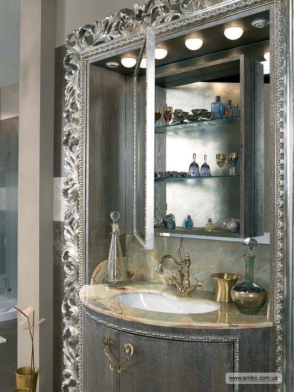 Мебель для ванных комнат Lineatre: Quadro