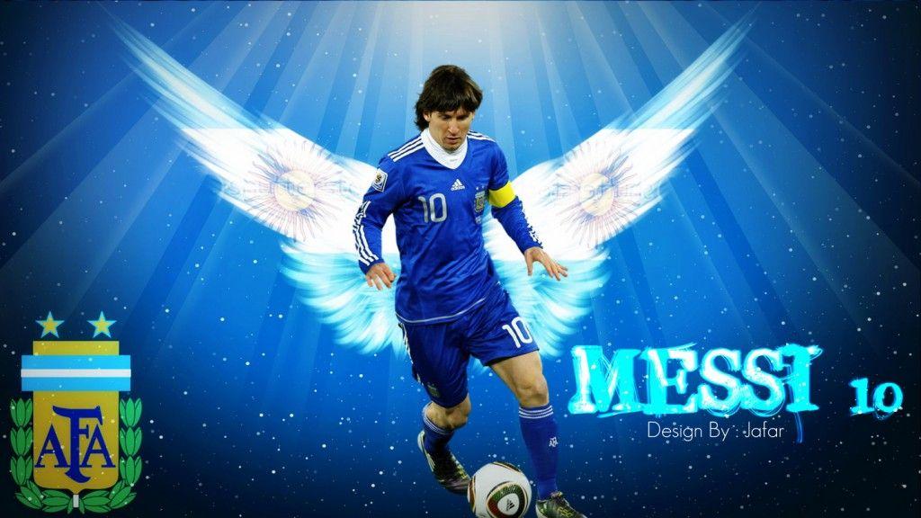 Messi Wallpaper 2012