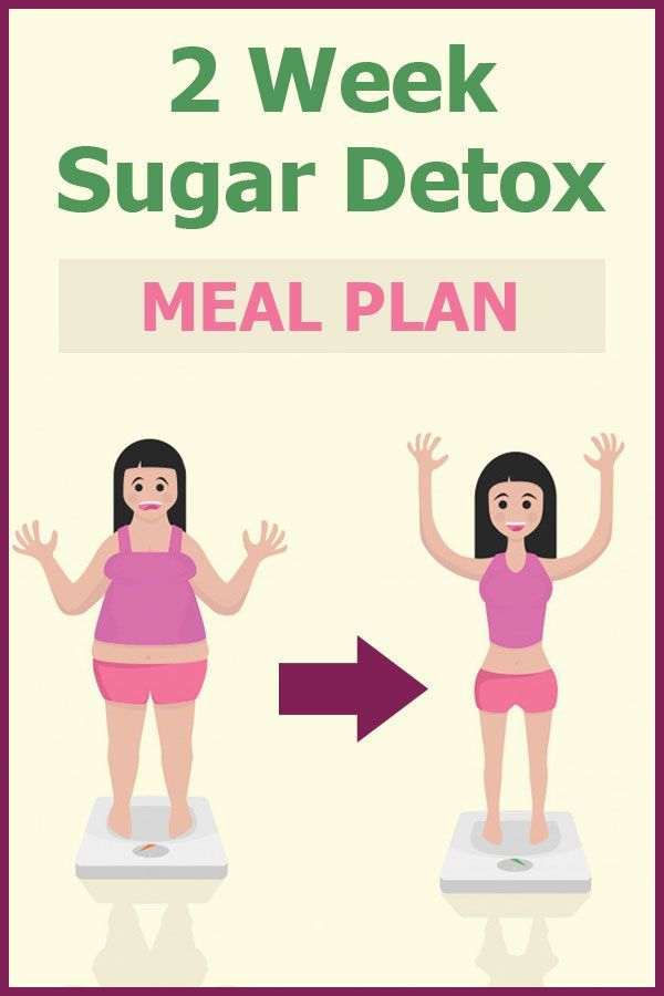 The first few days will be the hardest, but if you follow this sugar detox plan accordingly youll