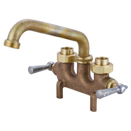 Macon Laundry Faucet Brass Faucet Utility Sink Faucets Faucet