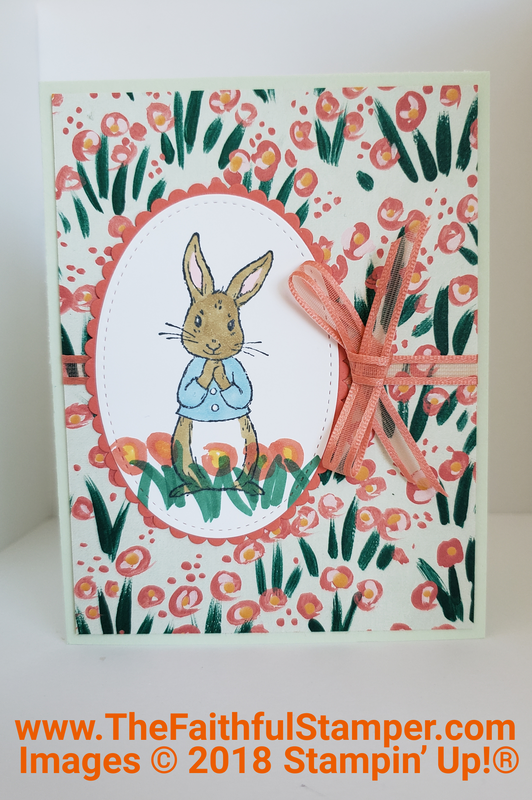 Hoppy Easter! by Heathertyman - Cards and Paper Crafts at Splitcoaststampers