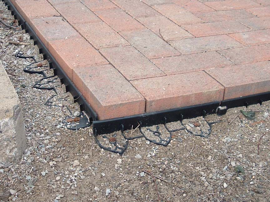 Beautiful Basic Steps For Building A Paver Patio