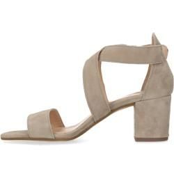 Photo of Taupe sandals (36,37,38,39,40,41,42) Manfield