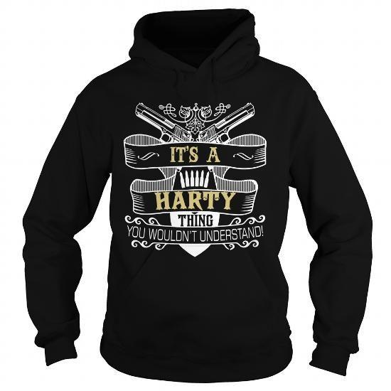 Cool HARTY HARTYBIRTHDAY HARTYYEAR HARTYHOODIE HARTYNAME HARTYHOODIES  TSHIRT FOR YOU T-Shirts
