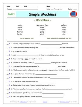 worksheet  Bill Nye Motion Worksheet  Recetasnaturista Worksheet And likewise Bill Nye Simple Machines Worksheet   Lobo Black likewise Bill Nye  S1E10 Simple Machines video sheet  with answer key furthermore Bill Nye Simple Machines Worksheet   Lostranquillos in addition Don't worry  the worksheet is attached together with Video Worksheet  Movie Guide  for Bill Nye   Simple Machines   TpT in addition Bill Nye Simple Machines   Fill Online  Printable  Fillable  Blank further  additionally 10 Elegant Bill Nye Simple Machines Worksheet Answers Graphics together with  besides Don't worry  the worksheet is attached besides Bill Nye Simple Machines Video Worksheet By Mayberry In   salle de besides Simple Machines Worksheet Answers ly Bill Nye Cells Worksheet together with Simple Machine Bill Nye Free Worksheet Review Ebooks  Bill Nye furthermore Bill Nye Simple Machines Worksheet New Pleasant Bill Nye in as well Bill Nye Cells Video Worksheet   Siteraven. on bill nye simple machines worksheet