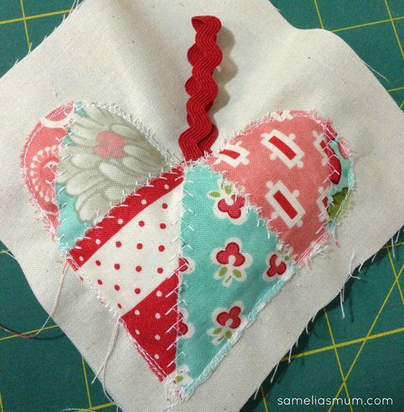 New Bright Pink Large Polyfill Stuffed Pin Cushion. Handmade Pin Cushion