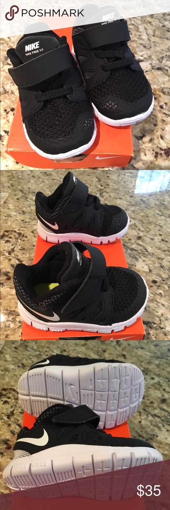Brand new!!! NIKE baby sneaker FREE NWT Baby sneakers, Black