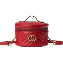 Photo of Gg Marmont Mini-Rucksack Gucci