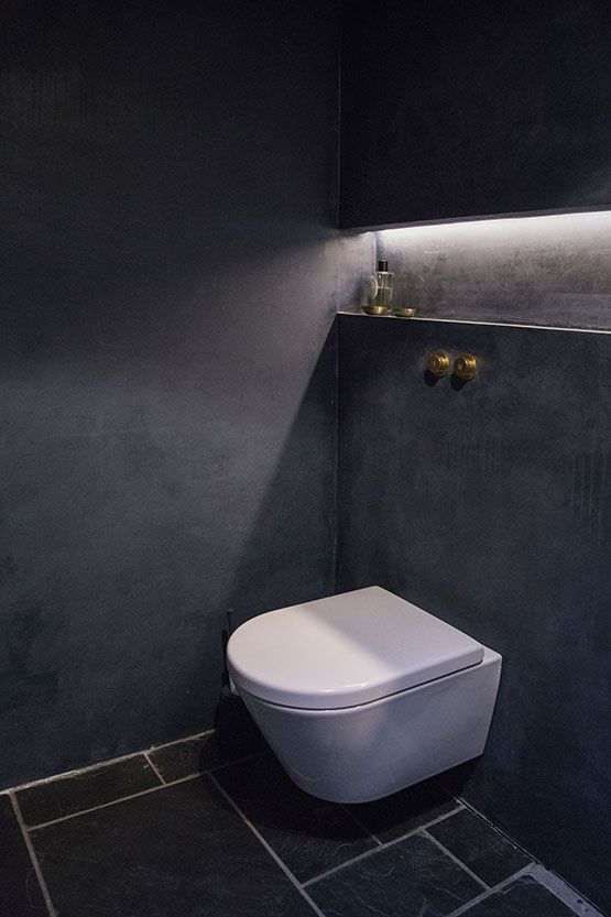 Photo of TOILET · MESSING & SKIFFER | Baks Arkitekter