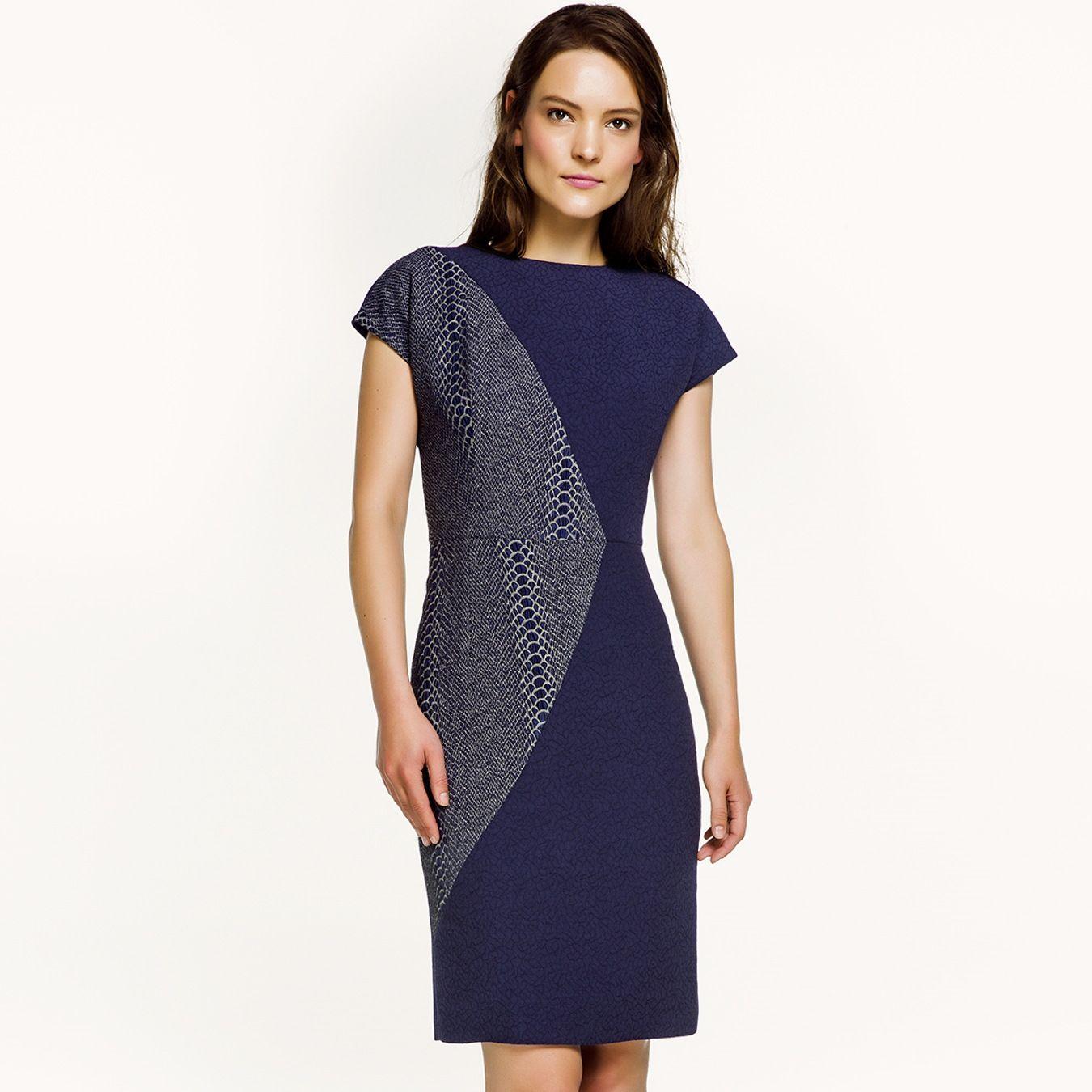 Color Block Elbise Buyuk Sezon Indirimi Ipekyol Ipekyol Elbise Moda Stilleri Bluz