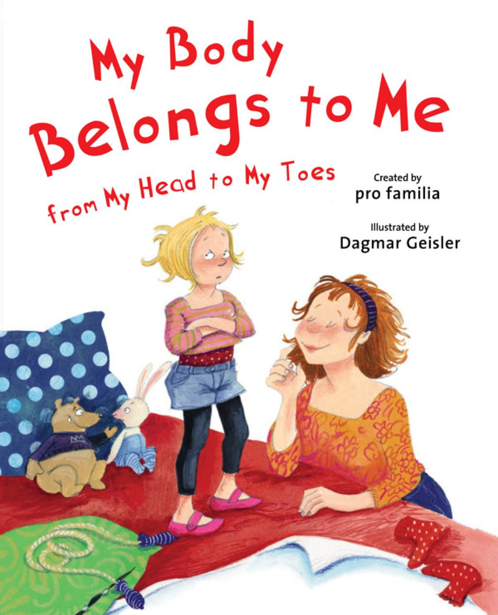 My Body Belongs To Me From My Head To My Toes Ebook