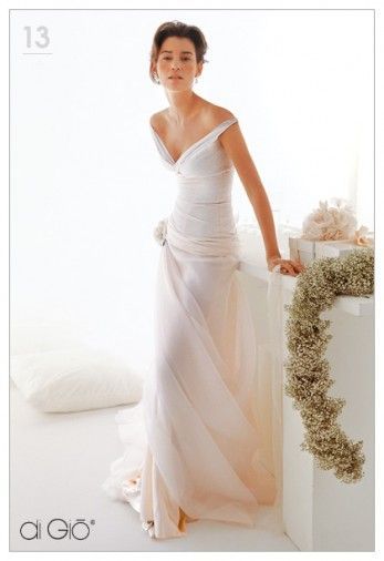 999a7a898844 Le Spose di Gio P12 Size 4 Wedding Dress – OnceWed.com in 2019