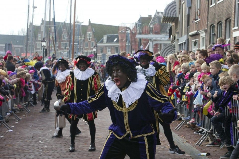 The Dutch are slowly recognizing that their blackface tradition of Zwarte Piet is racist and weird