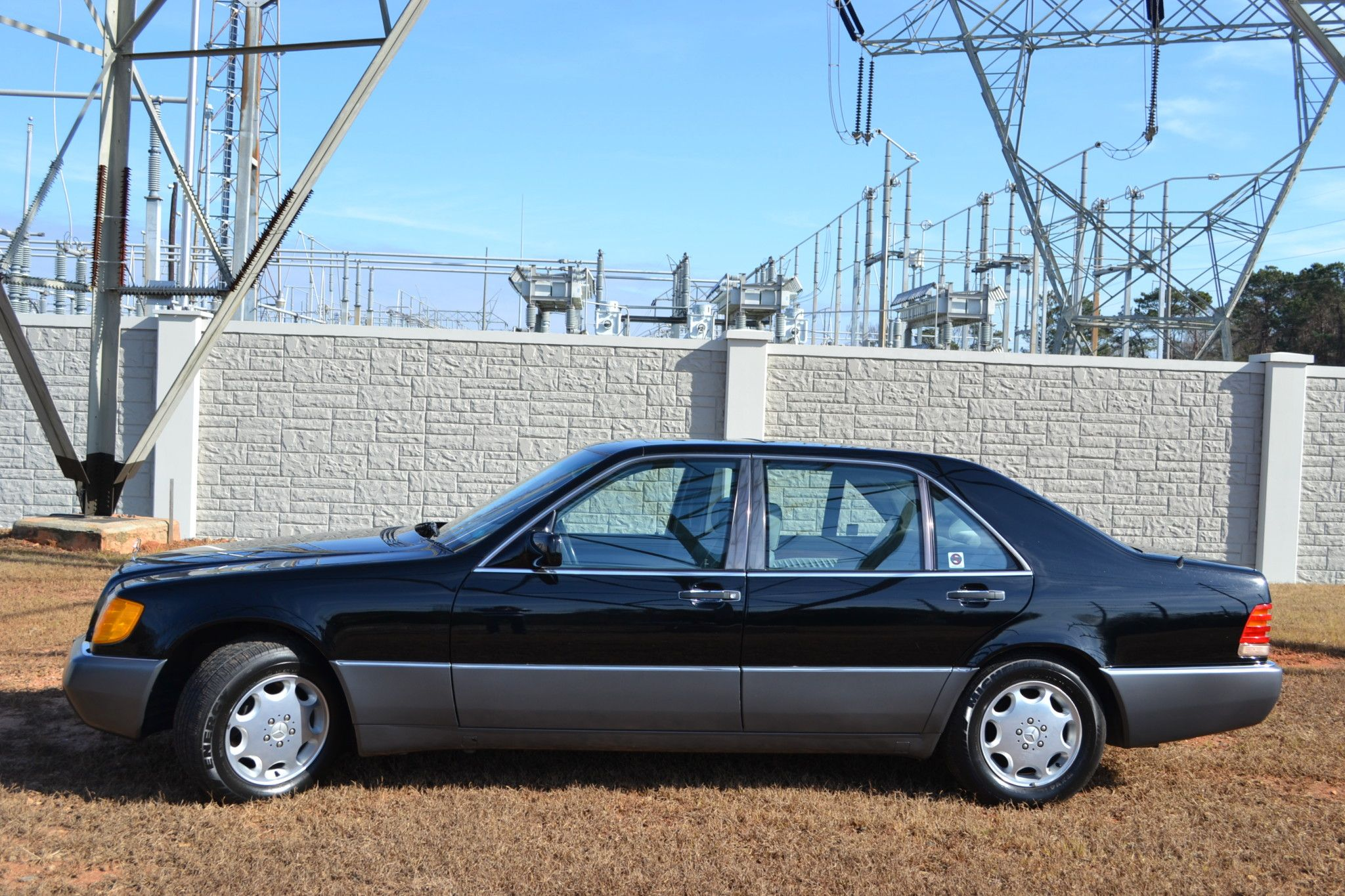 No Reserve 1992 Mercedes Benz 500 Sel With Images Mercedes