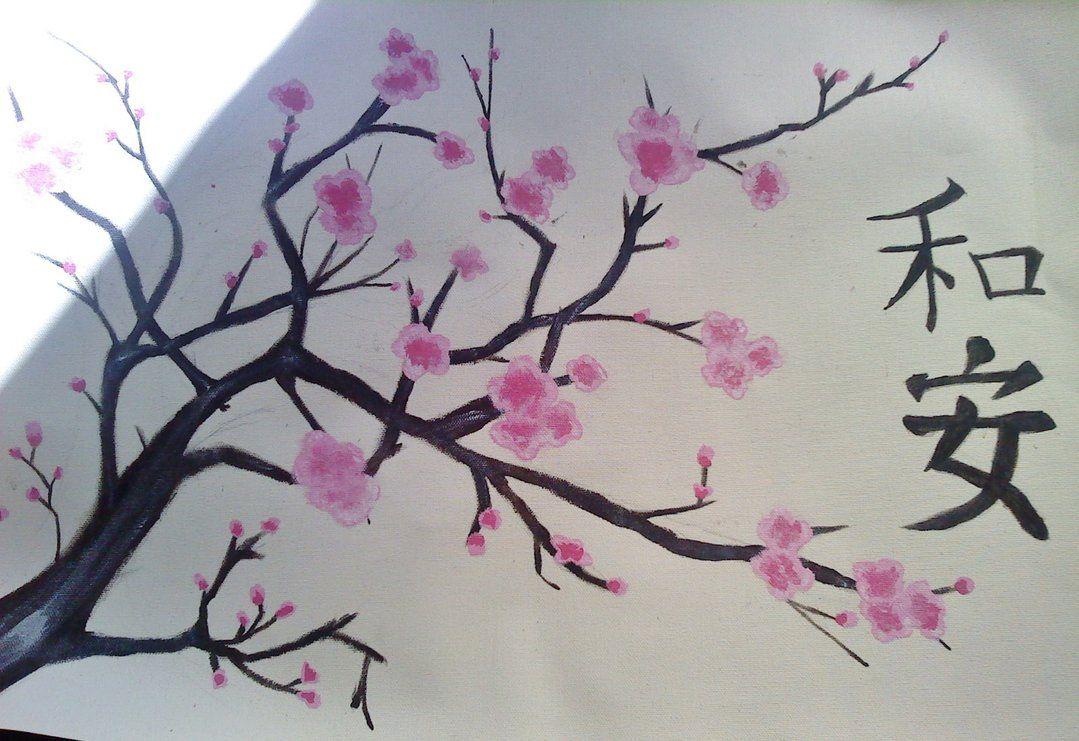 Pin Oleh Stvyelsbth Stvyelsbth Di Kersenbloesem Bunga Sakura Lukisan Bunga Seni Foto