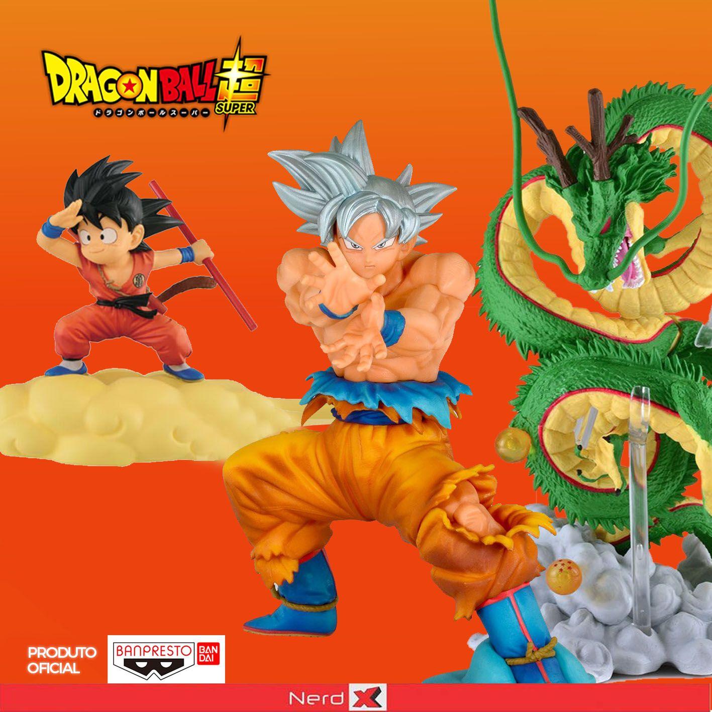 Wow, Action Figure Dragon Ball com Frete Grátis 😍😎👇