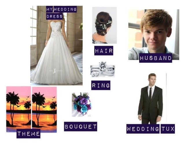"""My Wedding Theme Tag"" by themortalinstrumentslover ❤ liked on Polyvore"