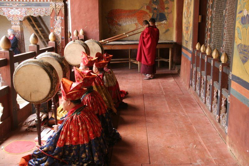 De Tongsa à Mongar (1700 m) - Bhoutan : festivals bhoutanais