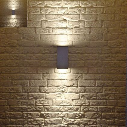 Up Down Outdoor Lighting Modern outdoor lighting by slvlightingdirect big theo up down modern outdoor lighting by slvlightingdirect big theo up down outdoor wall light workwithnaturefo