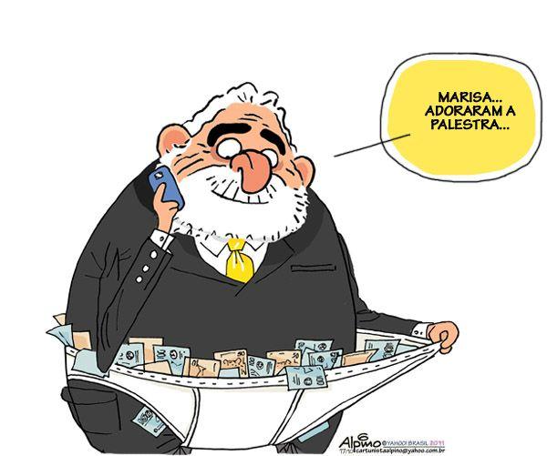E Viva a Farofa!: A frente socialista dos palestrantes milionários.   Homens, Imagens de humor, Tirinhas