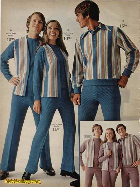 Plaid Stallions : Rambling and Reflections on '70s pop culture: awkward catalog poses