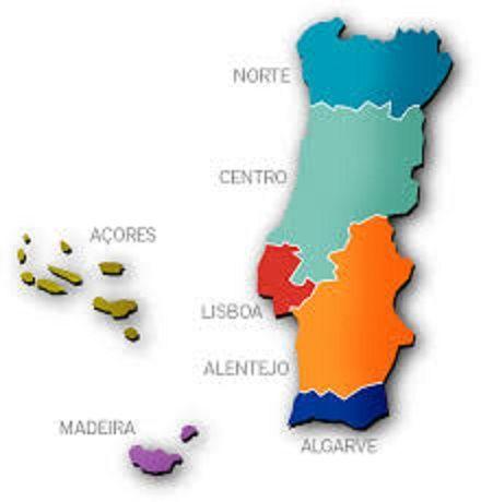 mapa de portugal e açores Portugal Insular (Açores e Madeira) | Mapas de PORTUGAL  mapa de portugal e açores