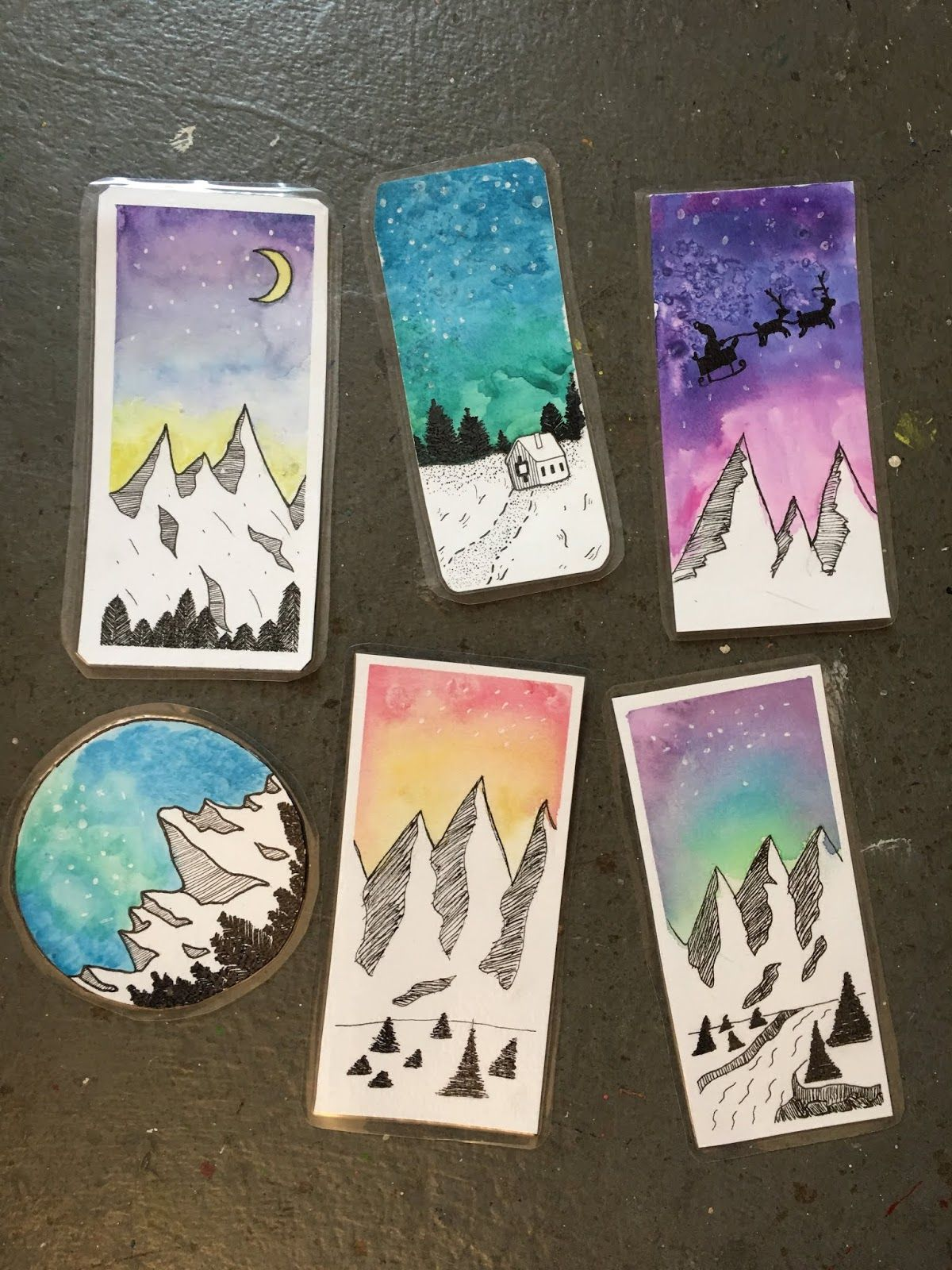 A blog about art making and art education explorations in a humble art room for ...