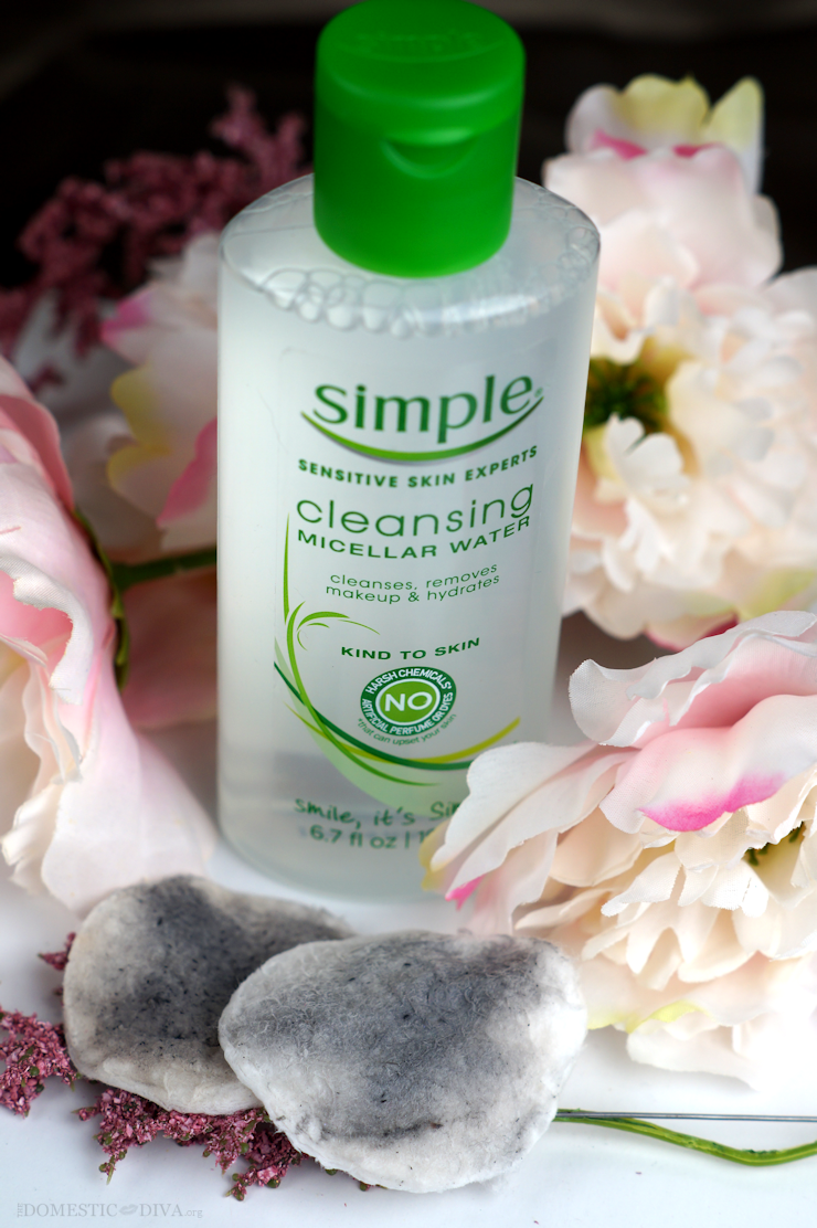 The Best Makeup Remover Simple Micellar Water Simple
