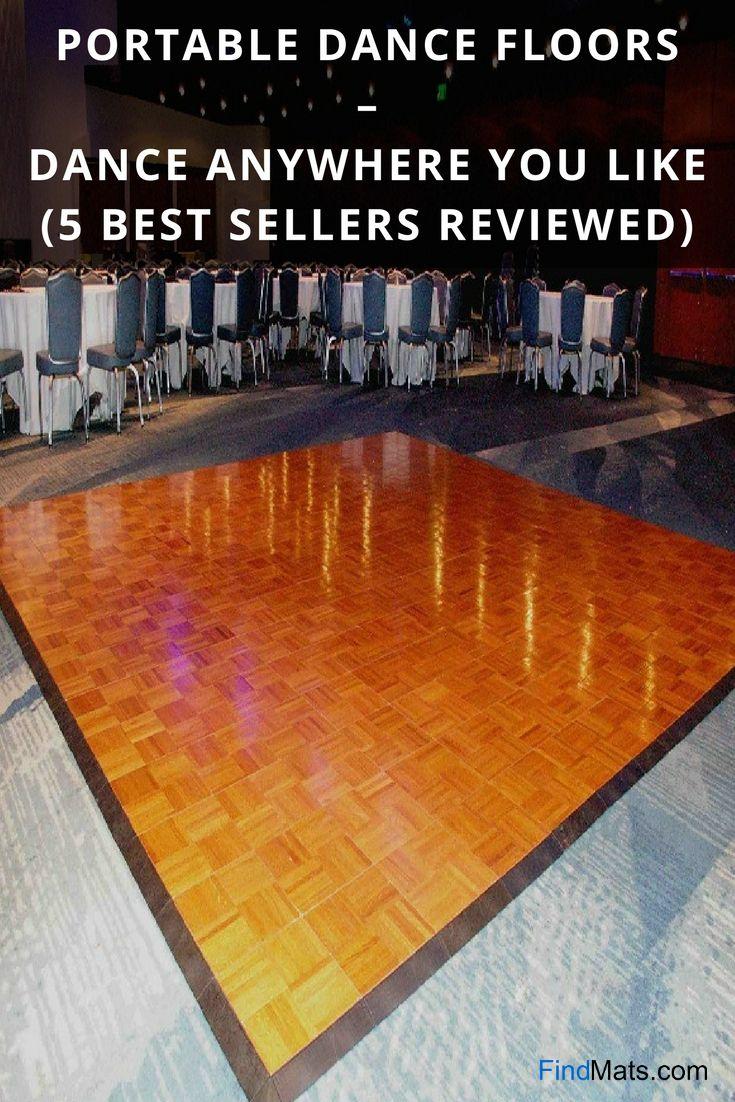 Portable Dance Floors Dance Anywhere You Like 5 Best Sellers