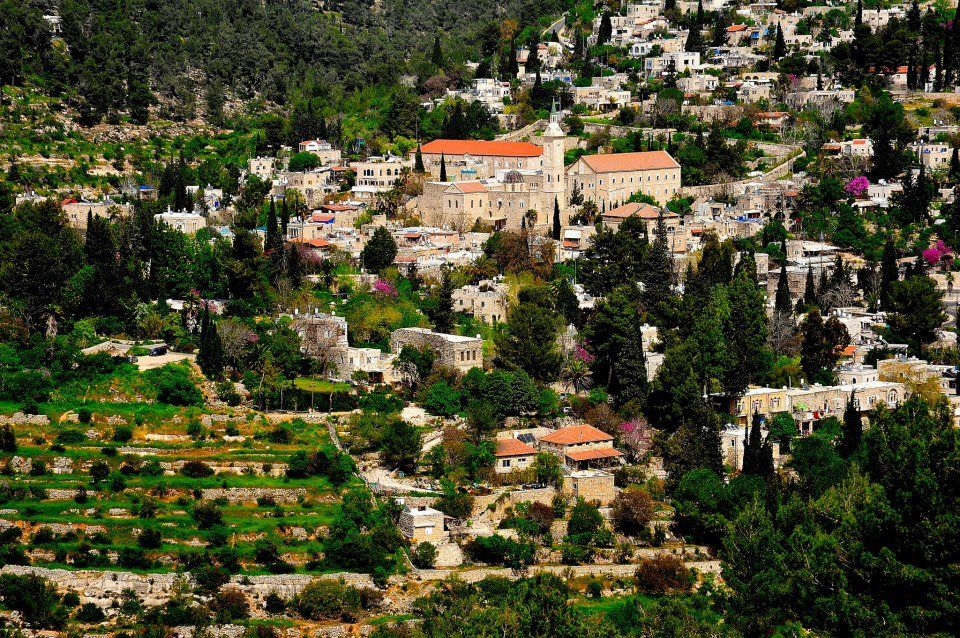 Ein Karem In Alquds Falasteen قرية عين كارم ألقدس Ahmad R Abbasi Photography Jerusalem Paris Skyline Favorite Places