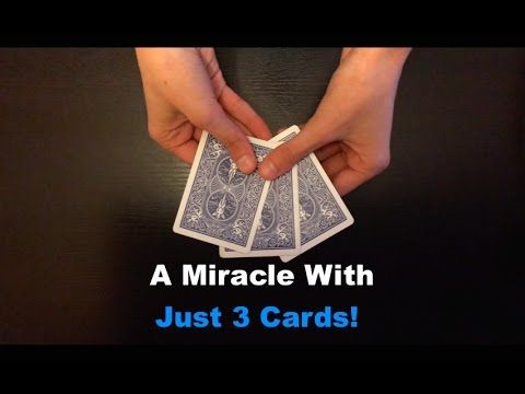 Criss Angel S Incredible Trick Revealed Youtube Easy Card Tricks Magic Card Tricks Cool Card Tricks