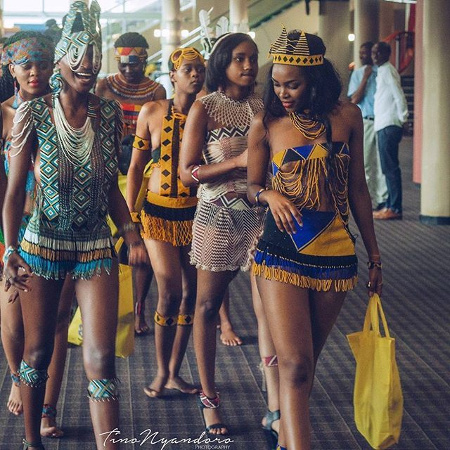 Squad Goals Tbt To These Amazing South African Ladies
